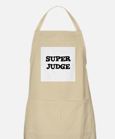 SUPER JUDGE  BBQ Apron