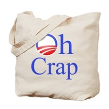 Obama Oh Crap Tote Bag
