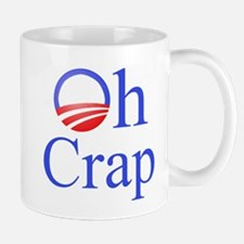 Obama Oh Crap Mug