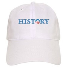 Vintage Obama Wins Logo Baseball Cap