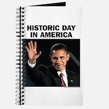 Obama Wins! Historic Headline Journal