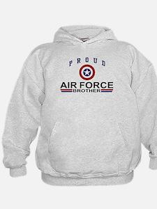 Proud Air Force Brother Hoodie
