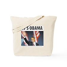 It's Obama Tote Bag