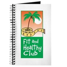 Nanny Island Fit and Healthy Journal