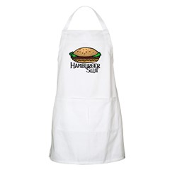 Hamburger Slut BBQ Apron