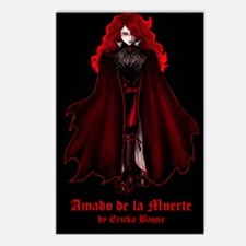 Amado de la Muerte Postcards (Package of 8)