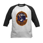 USS GEORGE WASHINGTON CARVER Kids Baseball Jersey
