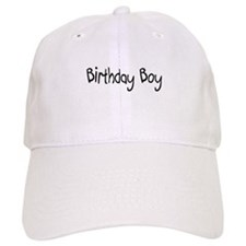 Birthday Boy Baseball Cap