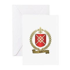 ISTRE Family Greeting Cards (Pk of 10)