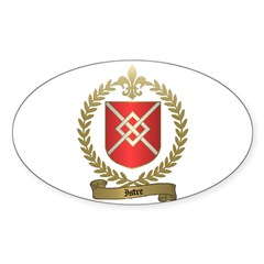 ISTRE Family Oval Sticker