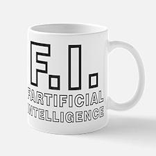 FARTIFICIAL INTELLIGENCE Mug