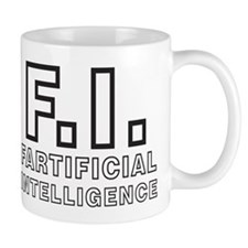 FARTIFICIAL INTELLIGENCE Mug