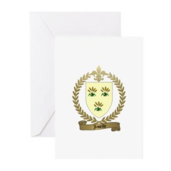 JANELLE Family Greeting Cards (Pk of 10)