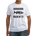 Sarah Palin Barracuda Vintage Fitted T-Shirt