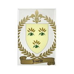 JANELLE Family Rectangle Magnet (100 pack)