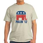 Sarah Palin 2012 Light T-Shirt