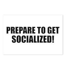 Obama Socialism Postcards (Package of 8)
