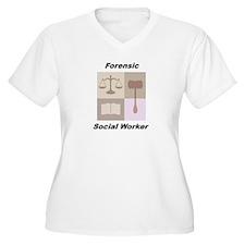 Forensic Social Worker T-Shirt