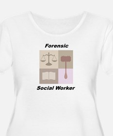 Forensic Social Worker T-Shirt