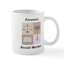 Forensic Social Worker Mug
