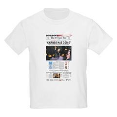 2008 Elections Kids Light T-Shirt