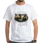 Patriot Act White T-Shirt