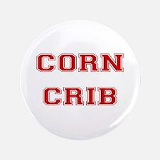 """Corn Crib (red) 3.5"""" Button"""