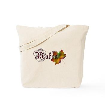 Mabon Autumn Tote Bag