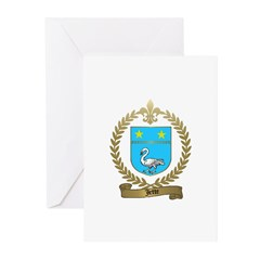 JETTE Family Greeting Cards (Pk of 10)