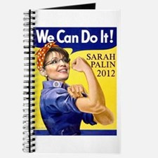 Sarah Palin We Can Do It Journal