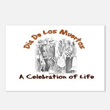 A Celebration of Life Postcards (Package of 8)
