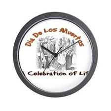 A Celebration of Life Wall Clock