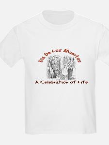 A Celebration of Life Kids T-Shirt