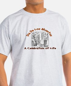 A Celebration of Life Ash Grey T-Shirt