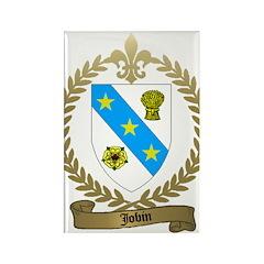 JOBIN Family Rectangle Magnet (100 pack)