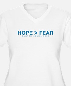 """Hope Over Fear"" T-Shirt"
