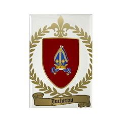 JUCHEREAU Family Rectangle Magnet (100 pack)