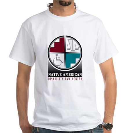 Law Center White T-Shirt