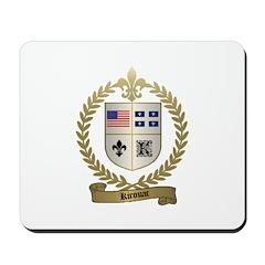 KIROUAC Family Mousepad