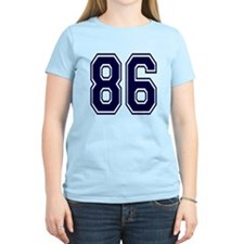 NUMBER 86 FRONT T-Shirt