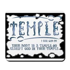 Temple Mousepad