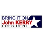 Bring It On (John Kerry for President)