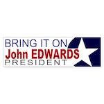 Bring It On (John Edwards for President)