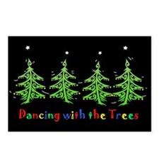 Dancing with the Trees Postcards (Package of 8)