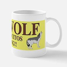 Eat Wolf Mug