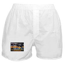 Southern England Boxer Shorts