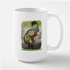 I have the Brains Large Mug