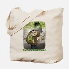 I have the Brains Tote Bag