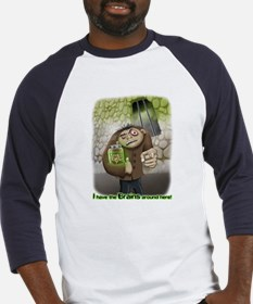 I have the Brains Baseball Jersey