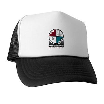 Law Center Trucker Hat